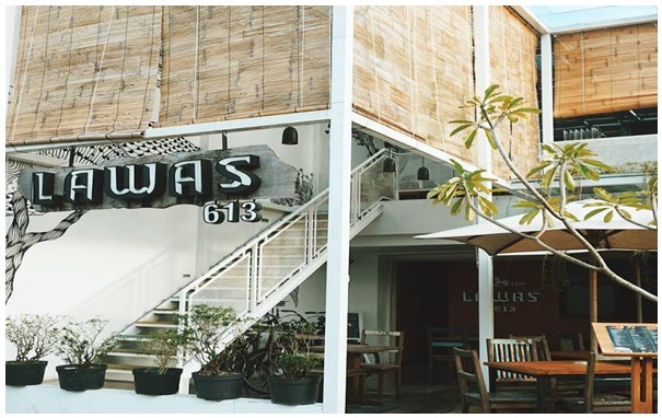 Cafe Lawas 613