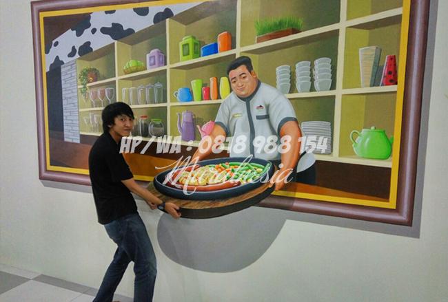 Jasa Mural Banjarmasin